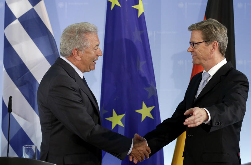 Germany: Greece must follow through with reforms