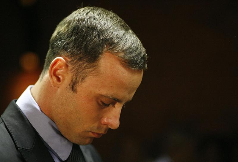 Pistorius on the line now in murder trial