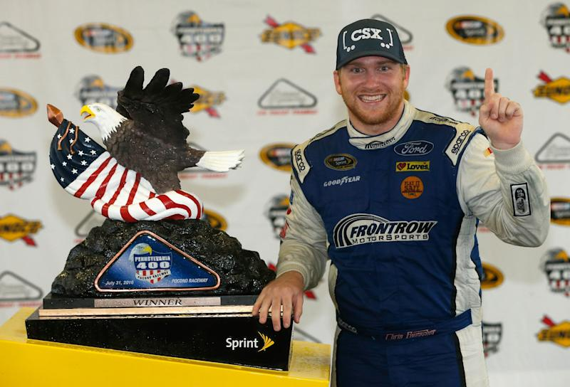 Image result for chris buescher 1080