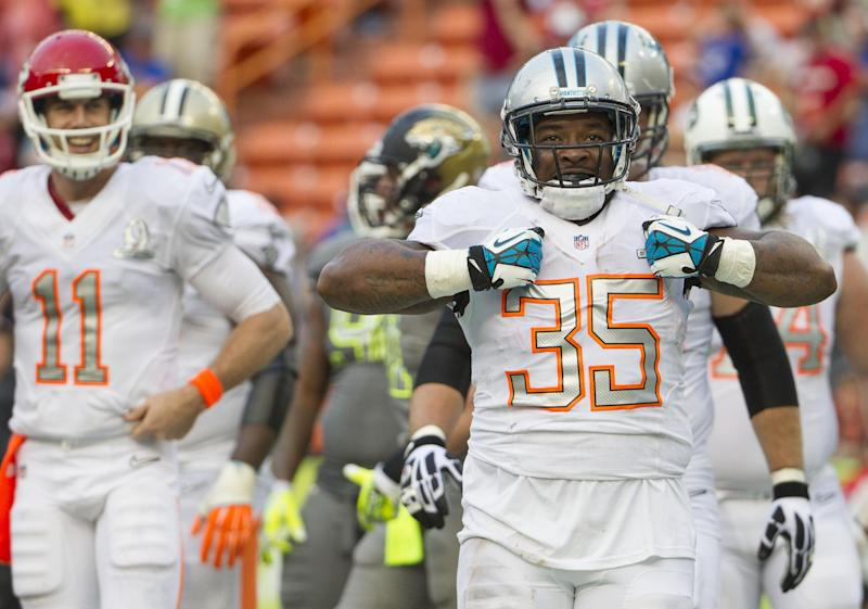 Tolbert conversion gives Rice 22-21 Pro Bowl win