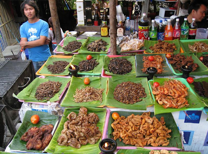 UN: Eat more insects; good for you, good for world