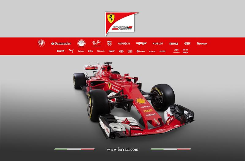 Ferrari F1 Launch: Ferrari sets sights on F1 title with SF70H