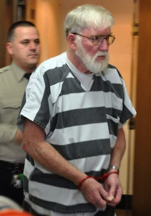 73-year-old Carl Ericsson, who was sentenced to life in prison — AP