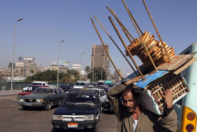 IMF leaves Egypt after hearing from opposition
