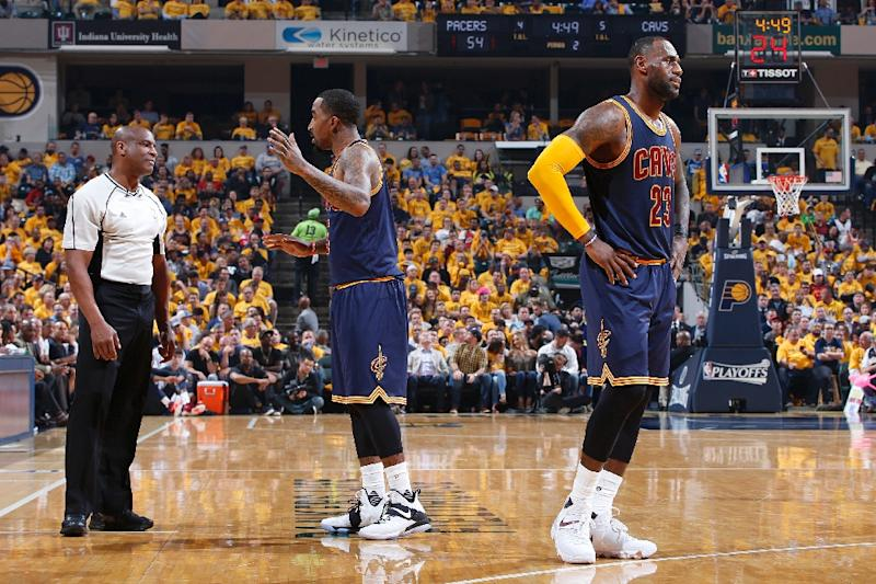 LeBron James Leads Cavs to Historic Playoffs Comeback Over the Pacers