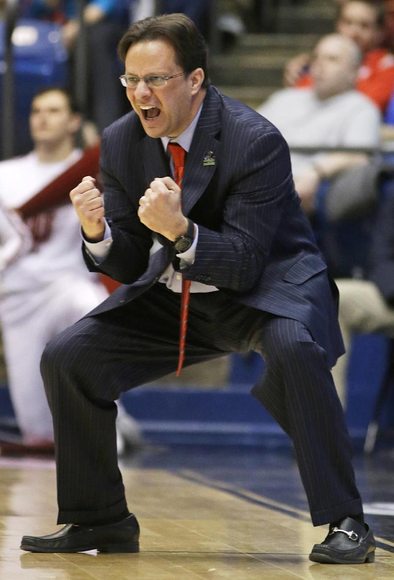 Indiana holds annual Hoosier Hysteria