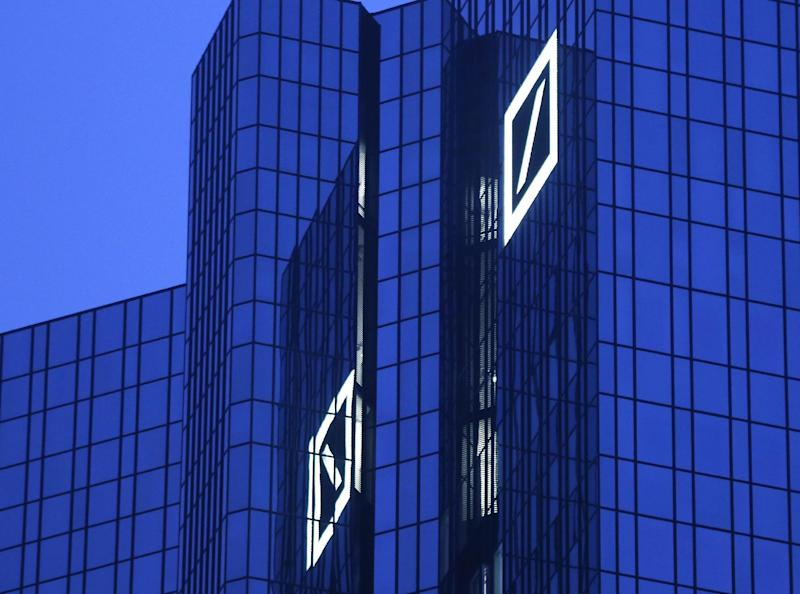 news business articles deutsche bank no plan to pay b justice dept settlement
