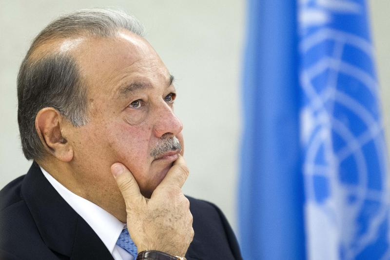 Carlos Slim acquires stake in Argentine power co.