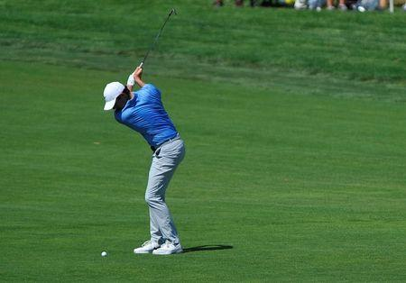 Paul Casey leads into final round in Boston
