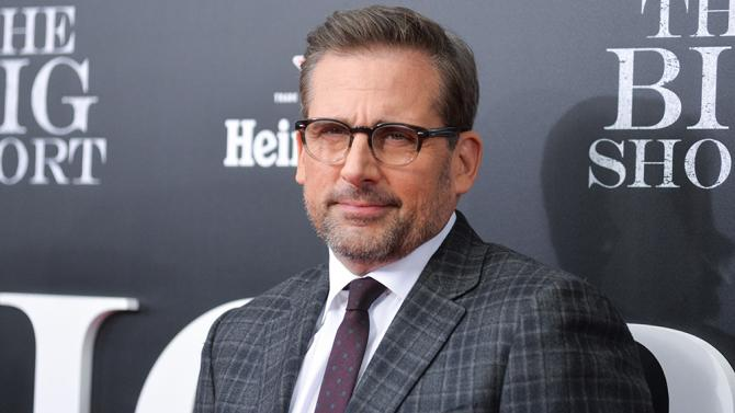 Steve Carell to Star in Minecraft Movie