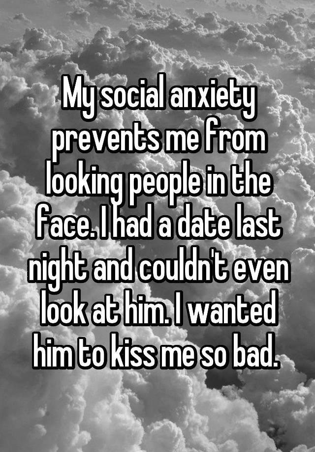 Social anxiety dating sites