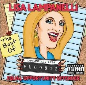 Lisa Lampanelli to Release Greatest Hits Album April 17