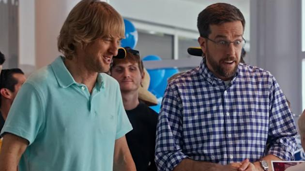 'Bastards' Trailer: Owen Wilson and Ed Helms Have Daddy Issues