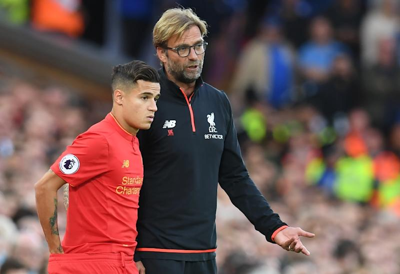 Klopp has given Liverpool strength - Coutinho