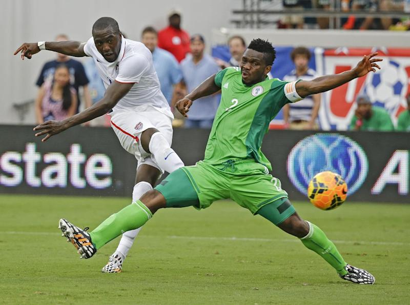 Altidore scores twice, US beats Nigeria 2-1