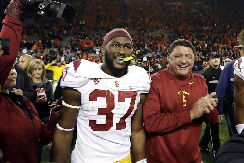 USC's revival tested by surging No. 5 Stanford