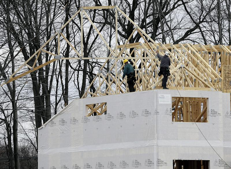 News Summary: New US home sales slip in February