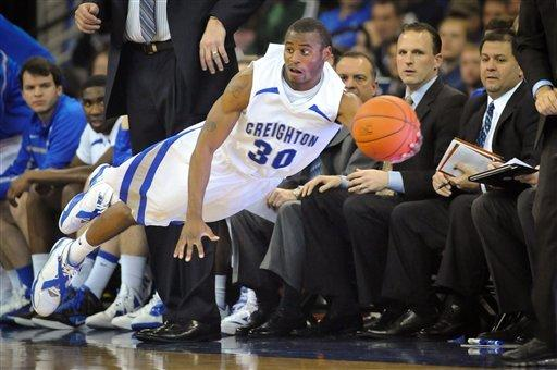 Young scores 21 in No. 23 Creighton's win over UNI