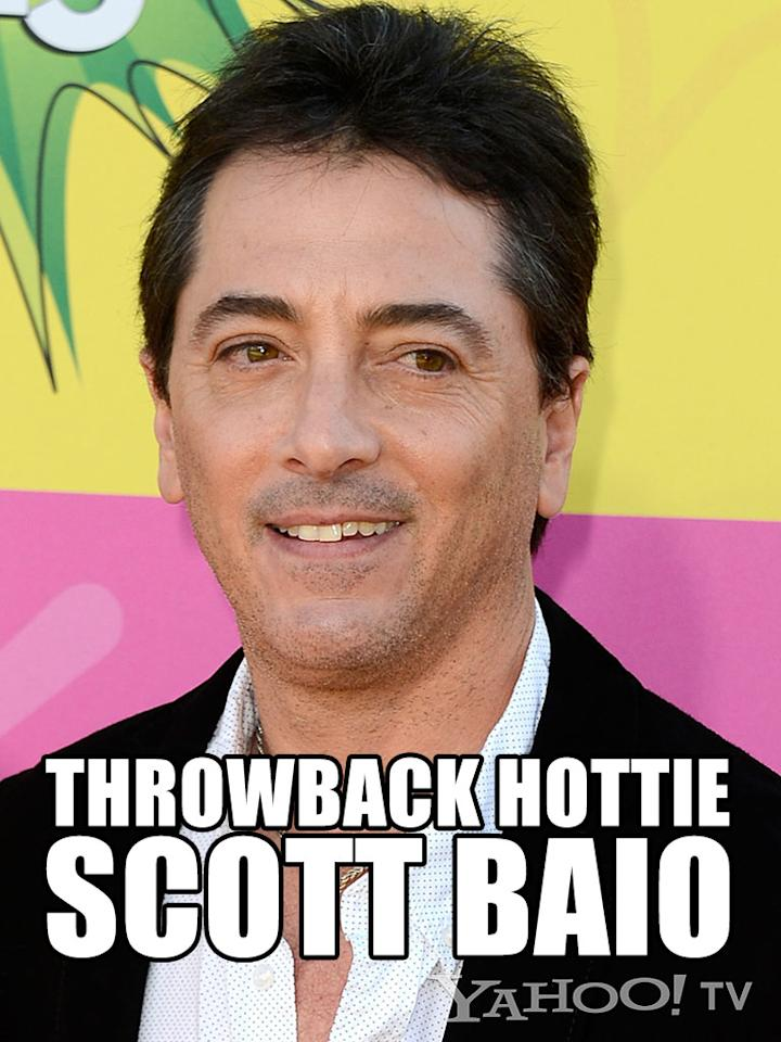 "<strong>Scott Baio<br /><br /></strong>If men had to pass a test and get a license to wear Speedos, Baio would ace that test with flying, toned colors. He is the poster boy for '80s hot. Looking at him makes us want to play Whitesnake and wear white jeans and drink Orange Julius and plaster the walls with ""<a href=""http://tv.yahoo.com/photos/charles-in-charge-where-are-they-now-1366314102-slideshow/"">Charles in Charge</a>"" posters. And the best part about this vintage Baio? He's back. We almost drove into an oncoming Hyundai on Sunset Boulevard because of the billboard for Baio's new series, ""<a href=""http://tv.yahoo.com/shows/see-dad-run/"">See Dad Run</a>."" See girls run red lights is more like it."