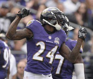 """<img width=""""640"""" height=""""427"""" alt=""""ravens cut""""/><p>The Baltimore Ravens cut and waived nine players and put two others on season-ending IR in order to begin the league-mandated trim down to 75 roster players by Tuesday afternoon. TE Benjamin Watson was placed on IR as expected after his torn achilles injury was sustained on the first play fro scrimmage in Saturday's game </p> <p>The post <a rel=""""nofollow"""" rel=""""nofollow"""" href=""""http://cover32.com/2016/08/29/ravens-cut-9-place-2-injured-reserve/"""">DETAILS: Baltimore Ravens cut 9, Place 2 on Injured Reserve</a> appeared first on <a rel=""""nofollow"""" rel=""""nofollow"""" href=""""http://cover32.com"""">Cover32</a>.</p>"""