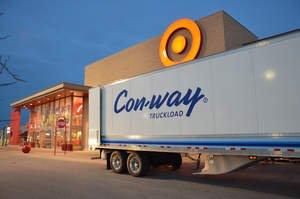 Nearly $60,000 Raised by Con-way Truckload for Annual Truckloads of Treasures Holiday Giving Campaign