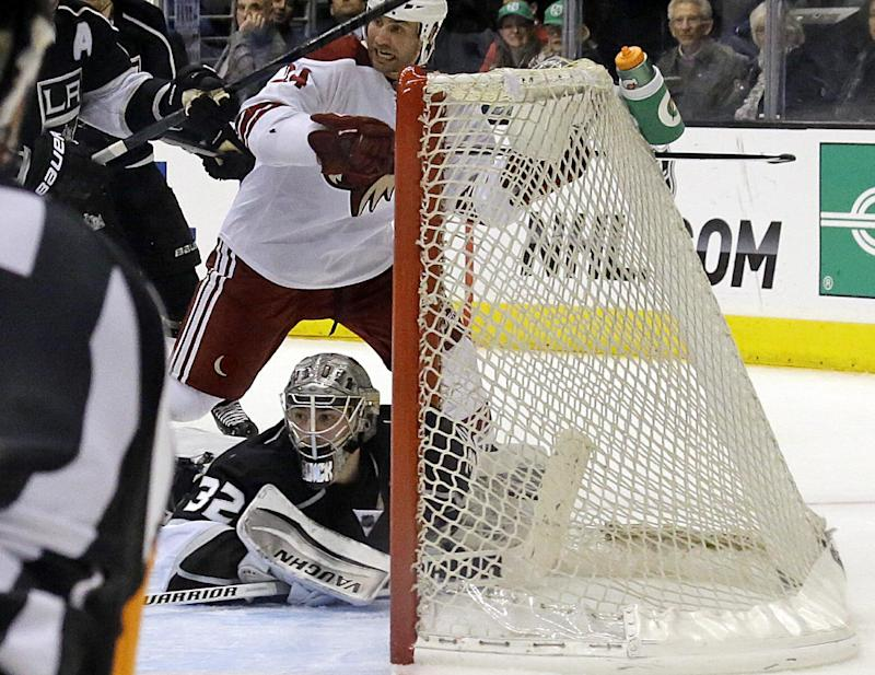Yandle, Halpern lift Coyotes over Kings 4-3