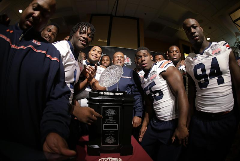 Sights and sounds from BCS title game media day