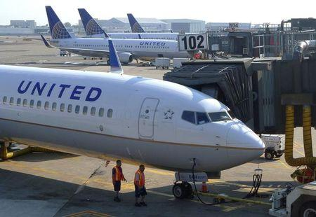 United CEO says upset by man dragged off plane