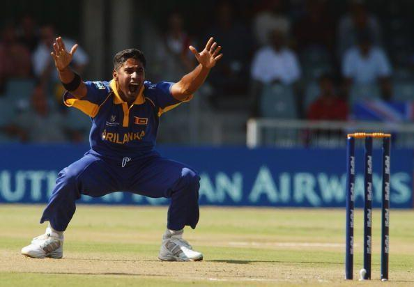 . The ODI that is best remembered for Sanath Jayasuriya's master class innings of 189 also witnessed one of the finest displays of pace bowling.In the final of the Champions Trophy at Sharjah in 2000, Jayasuriya destroyed India with his sensational batting. The left-hand batsman tore apart Indian bowlers by slamming 189 runs off just 161 balls and set India a target of 300 runs.Indian batsmen, who were shell-shocked by Jayasuriya's carnage, were once again tormented by Chaminda Vaas. The pace bowler first sent back India's captain Sourav Ganguly in the third over and in the next over, accounted for Sachin Tendulkar as well.Yuuraj Singh and Vinod Kambli followed suit and soon India were tottering at four down for 19 runs. Vaas was called back in the middle overs and he responded effectively by finding Zaheer Khan's edge. The Sri Lankan pacer claimed five wickets to annihilate India who were all-out for mere 54 runs, their lowest-ever ODI total.