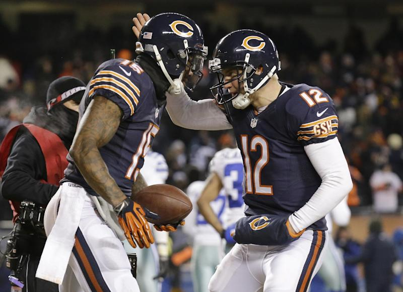 Josh McCown has kept Bears in playoff race