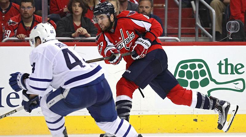 Capitals feeling the squeeze against Leafs