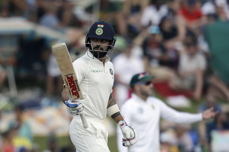 Costly day for Kohli as Proteas close in on series win