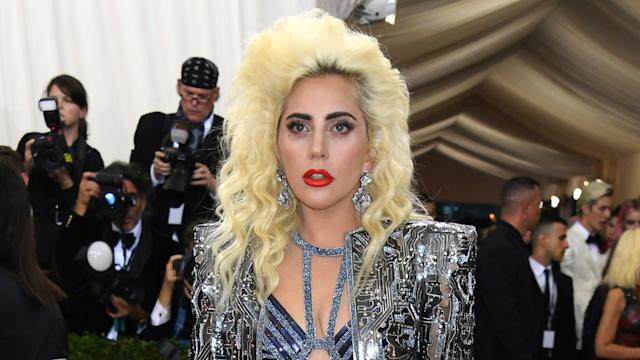Lady Gaga's chronic pain
