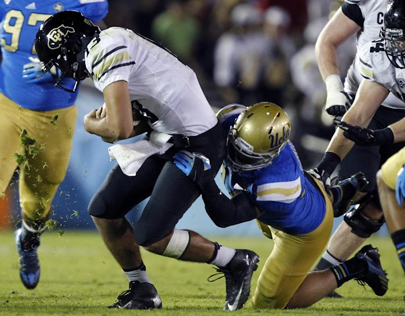 Huskies try for bowl eligibility against Colorado