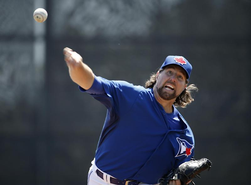 Blue Jays-Rays opener features 2 Cy Young winners