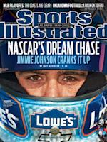 Can Jimmie Johnson outrun the Sports Illustrated curse?