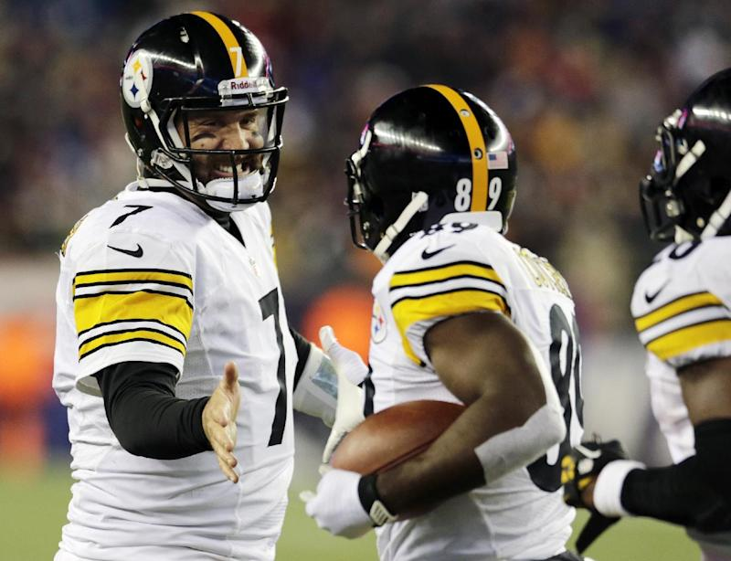 Steelers hoping for 2006 replay after 2-6 start