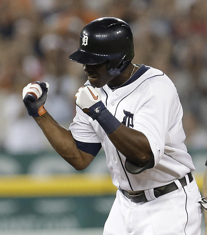 Hunter hits and runs to help Tigers beat Twins 7-1