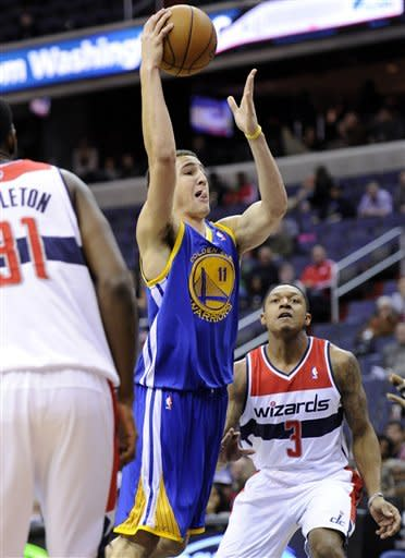 Lee's 24 points lead Warriors to 101-97 win