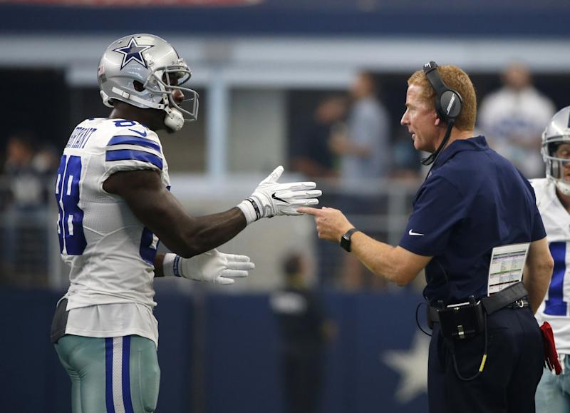 Cowboys' Dez Bryant (knee) to undergo MRI on Tuesday