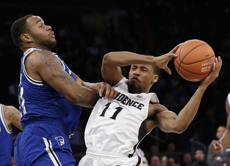 Providence beats Hall, reaches Big East title game