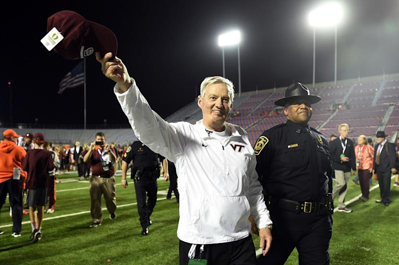 Frank Beamer: Beamer joins Playoff selection committee