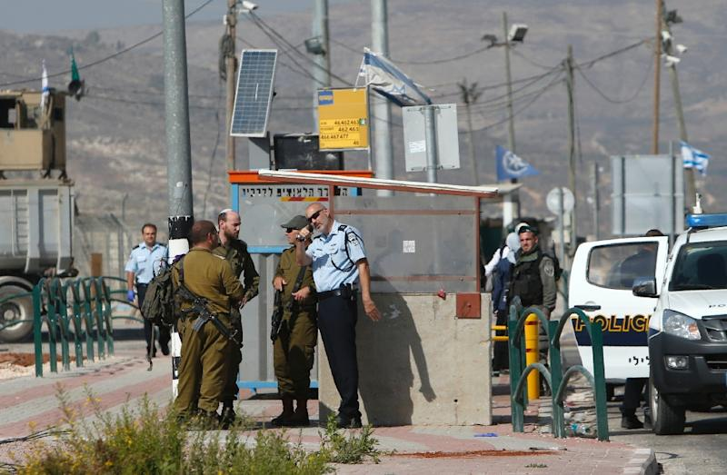 Israel police say knife-wielding Palestinian shot and killed