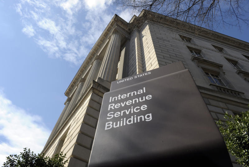 IRS targeted tea party after granting tax status