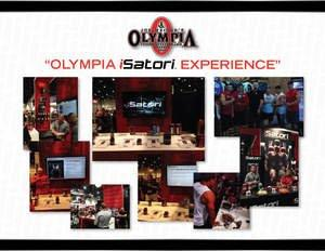 iSatori Unveils Brand New 9,600-Square-Foot Booth at the World Famous Olympia Fitness Exposition