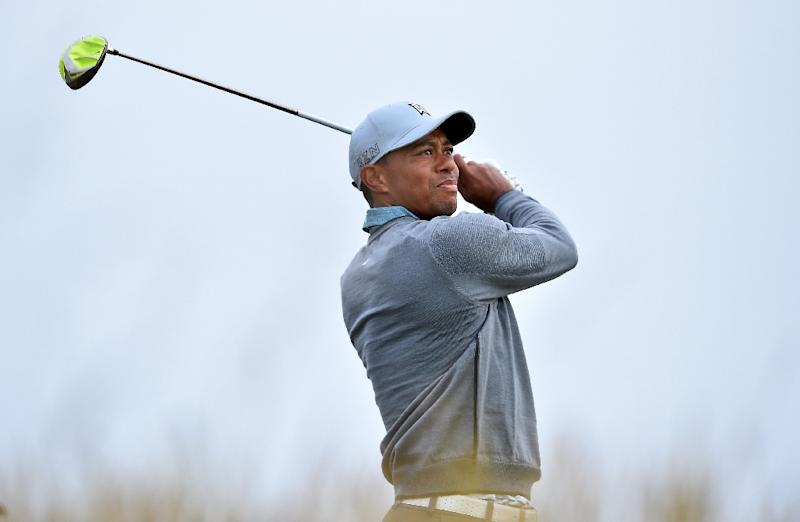 Tiger Woods admits he's nervous before returning to competition this week