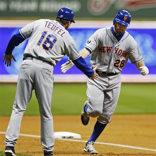 Struggling Mets beat Brewers
