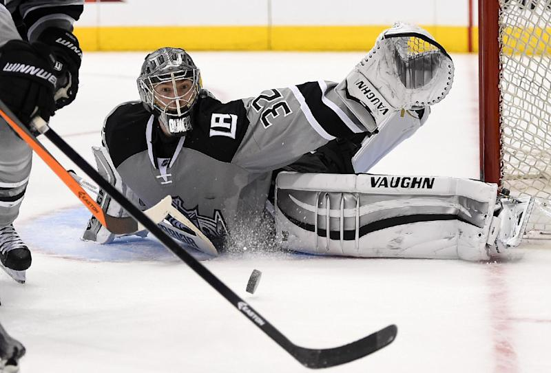 Kings-Sharks Preview