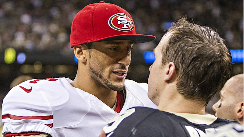 NBC analyst Rodney Harrison apologizes for comments on Kaepernick