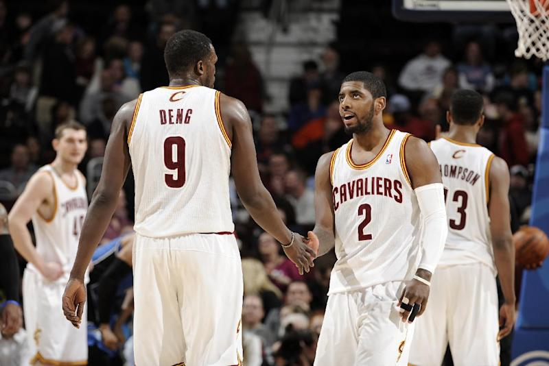 Irving leads Cavs past Magic for 6th straight win